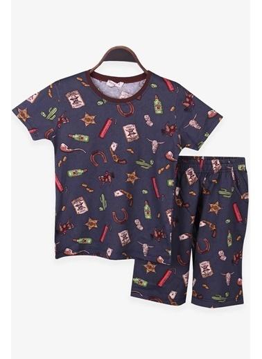 Breeze Pijama Takım Füme
